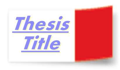 How to Put a Masters Thesis to Work in a Resume Career